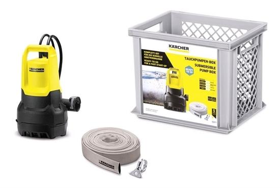 Комплект SP Box с дренажным насосом для грязной воды Karcher SP 5 Dirt - фото 23098