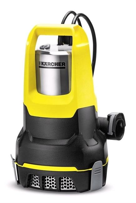 Погружной насос для чистой воды Karcher SP 6 Flat Inox - фото 23175