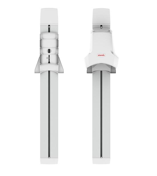 Starmix H-С1 направляющий механизм для фенов ТН-С1 - фото 23675