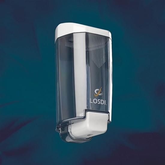 Дозатор для жидкого мыла настенный СJ 1006 - фото 23801