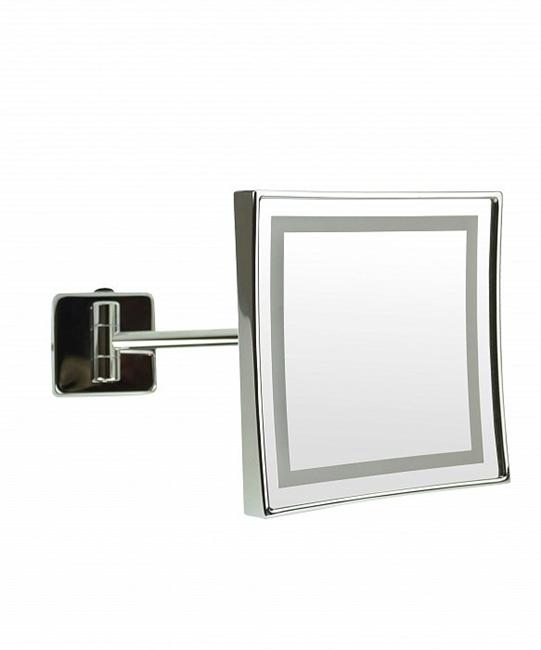 Косметическое зеркало с подсветкой настенное MS 51 B - фото 23807