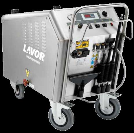 Парогенератор LAVOR Professional GV Vesuvio 10 - фото 29153