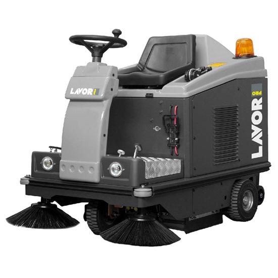 Подметальная машина LAVOR Professional SWL R1000 ET( с фронтальным освещением) - фото 29172