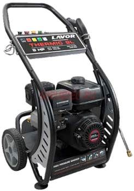 Бензиновая минимойка LAVOR Professional Thermic 9 L - фото 29204