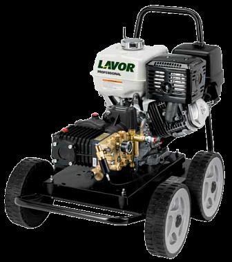 Бензиновая минимойка LAVOR Professional Thermic 11 HF (с двигателем Honda) - фото 29207