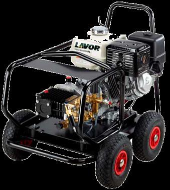 Бензиновая минимойка LAVOR Professional Thermic 13 HF (с двигателем Honda) - фото 29209