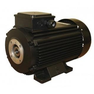 Мотор для аппаратов высокого давления H112 HP 7.5 2P MA AC KW 5,0 2P - фото 29356
