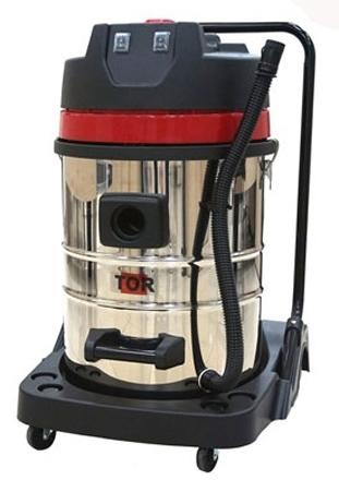 Пылесос для сухой и влажной уборки WL70-70L2B INOX - фото 29392