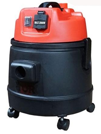Пылесос для сухой и влажной уборки WL092A-20LPS PLAST (с розеткой) - фото 29396