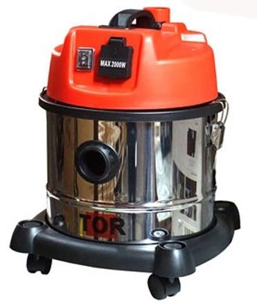 Пылесос для сухой и влажной уборки WL092A-15L INOX (с розеткой) - фото 29400