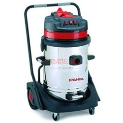 Пылесос для сухой и влажной уборки Soteco PANDA 633 INOX - фото 30375