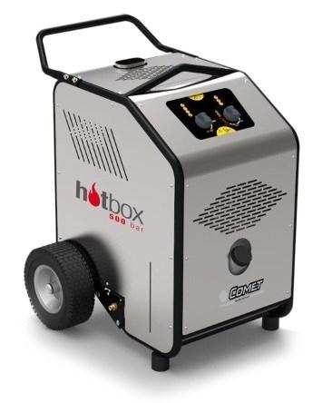 Выносной блок для нагрева воды Comet HB 500 HOTBOX 25/500 230В 50Гц - фото 33763