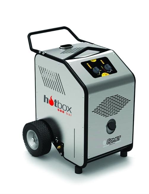 Выносной блок для нагрева воды Comet HB 250 HOTBOX 25/500 12В 50Гц - фото 33773