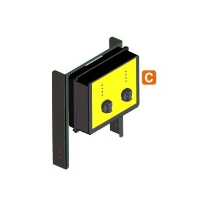 Электропанель для нагревателя HOTBOX комплект 230 В - фото 33777