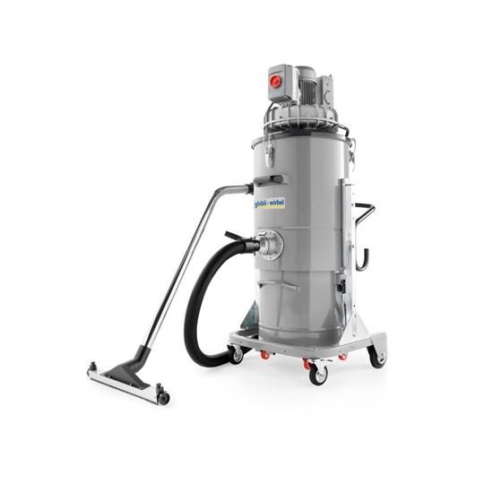 Промышленный пылесос Ghibli POWER INDUST 60TP grade H - фото 36154