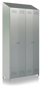 FI  Шкаф многосекционный из нержавеющей стали - фото 40075