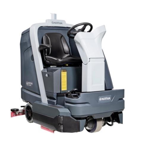 Поломоечная машина с сиденьем для оператора Nilfisk SC6000 910C - фото 5135