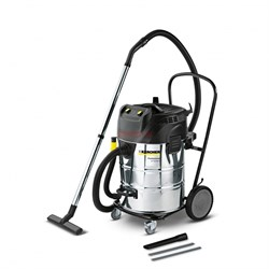 Пылесос влажной и сухой уборки Karcher NT 70/2 Me Tc - фото 5821