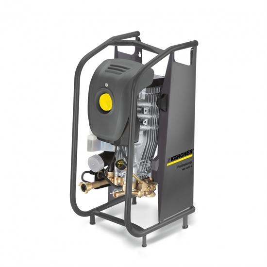 Аппарат высокого давления без нагрева воды HD 10/21-4 Cage (231 бар) - фото 5923