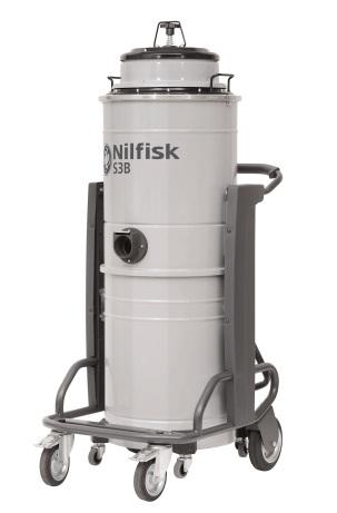 Промышленный пылесос Nilfisk S3B L100 FM - фото 6215