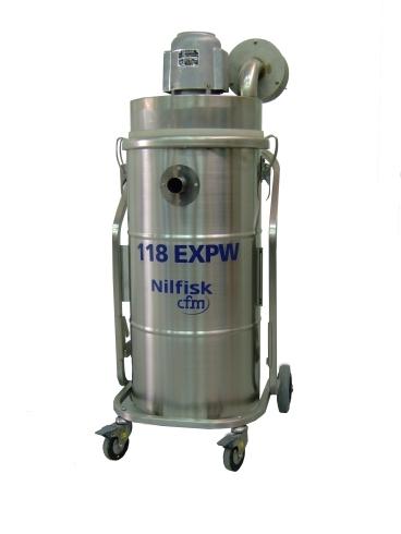 Промышленный Пылесос  Nilfisk 118 EXP AD - фото 6410
