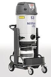 Промышленный Пылесос  Nilfisk S3 GU FM - фото 6460