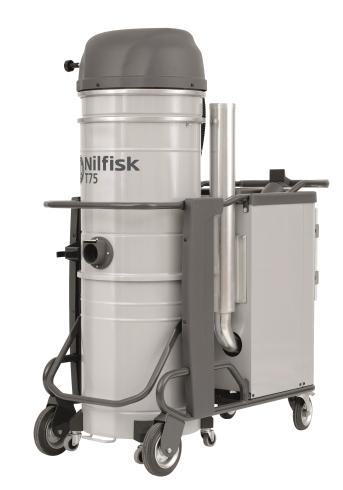 Промышленный пылесос Nilfisk T75 L100 5PP - фото 6472