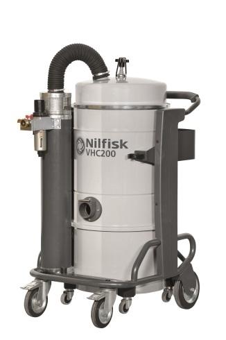 Промышленный пылесос Nilfisk VHC200 L50 Z1 - фото 6487