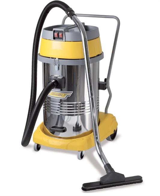 Пылесос для сухой и влажной уборки Ghibli AS 590 IK CBN - фото 6543