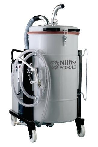 Промышленный Пылесос  Nilfisk ECOIL22 5P - фото 6628