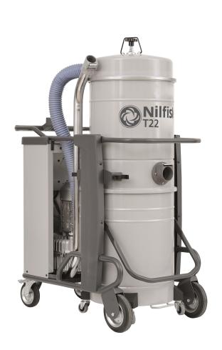Промышленный пылесос Nilfisk T22 L50 - фото 6637
