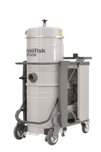 Промышленный Пылесос  Nilfisk T40W L100 GV CC - фото 6642