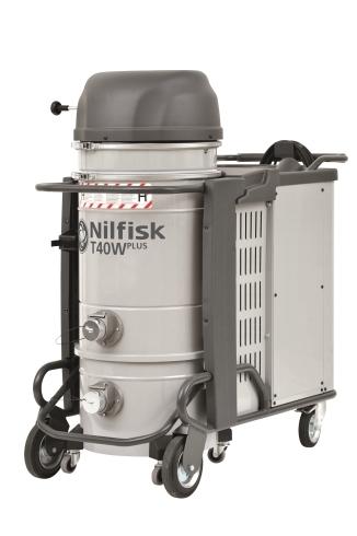 Промышленный Пылесос  Nilfisk T40WPLUS L100 LC C - фото 6655