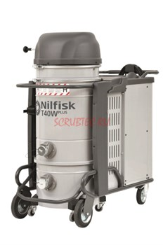 Промышленный Пылесос  Nilfisk T40WPLUS L100 LC X - фото 6656
