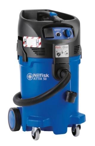 Пылесос для опасной пыли Nilfisk ATTIX 50-2H PC - фото 6771