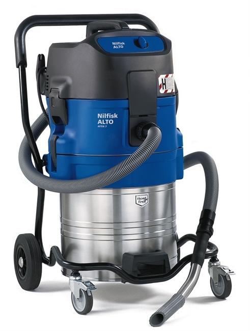 Пылесос для опасной пыли Nilfisk ATTIX 751-0H - фото 6774