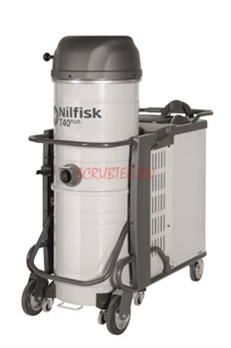 Промышленный Пылесос  Nilfisk T40PLUS L100 LC X - фото 6879