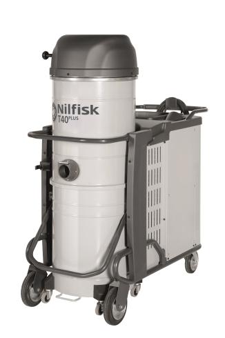 Промышленный Пылесос  Nilfisk T40PLUS L100 LC HE - фото 6884