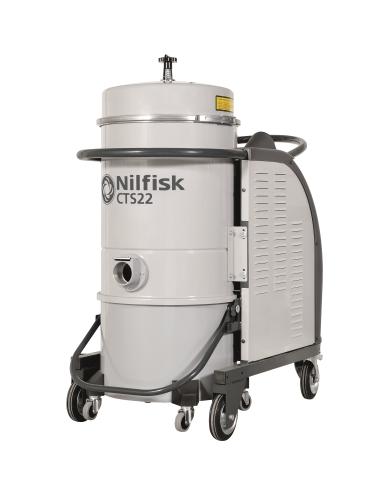 Промышленный пылесос Nilfisk CTS22 HC - фото 6890