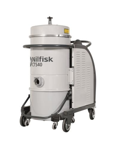 Промышленный пылесос Nilfisk CTS40 HC Z22 - фото 6897