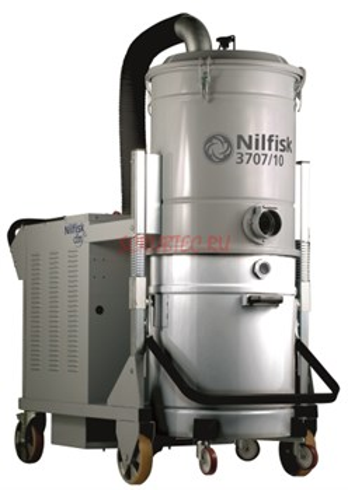 Промышленный пылесос Nilfisk 3707/10 - фото 6945