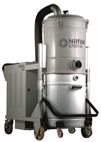 Промышленный пылесос Nilfisk 3707/10 Z22 5PP - фото 6964