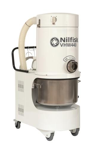 Промышленный пылесос Nilfisk VHW440 - фото 7098