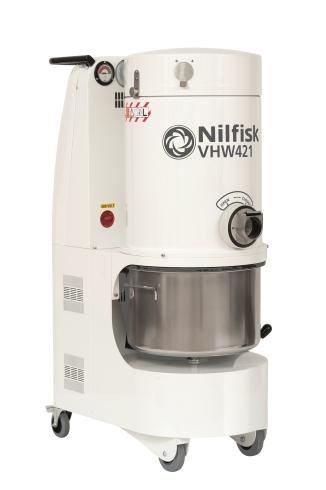 Промышленный пылесос Nilfisk VHW421 HC 5PP - фото 7104