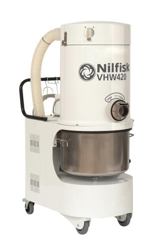 Промышленный Пылесос  Nilfisk VHW420 CP - фото 7113