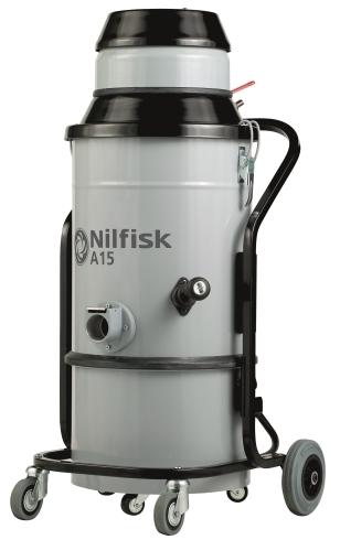 Промышленный пылесос Nilfisk A15 D XX - фото 7124