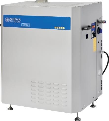 Стационарный аппарат высокого давления Nilfisk SOLAR BOOSTER 7-58G 400/3/50 - фото 7379