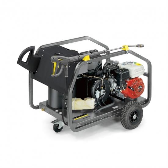 Аппарат высокого давления с нагревом воды HDS 801 B (140 бар) - фото 7648