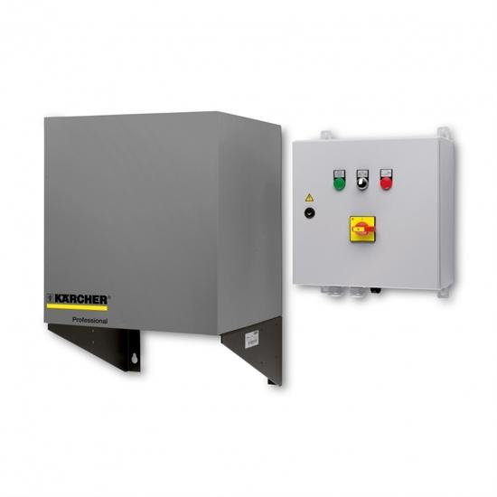 Аппарат высокого давления с нагревом воды HWE 860 - фото 7652