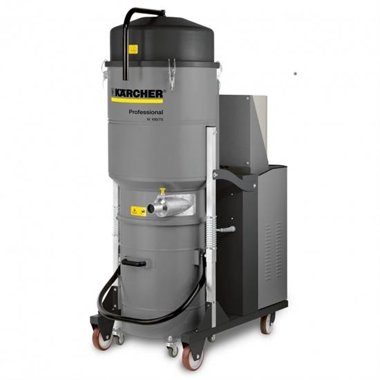 Промышленный пылесос Karcher IV 100/75 - фото 8041